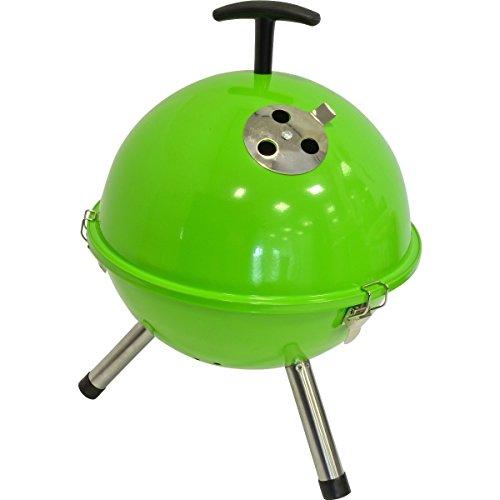 Mini BBQ Barbacoa Color Verde