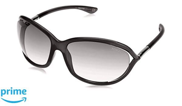 Tom Ford Sonnenbrille FT0008_199 (61 mm) Black, 61