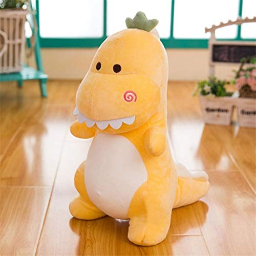 LaDicha 11.9Zoll Dinosaur Platypus Stuffed Plush Toys Gift Toy Cute 30Cm Soft Doll - Gelb - Cd-player Cute