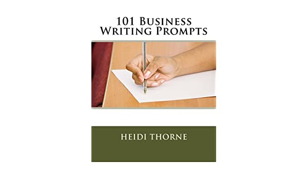 business writing prompts