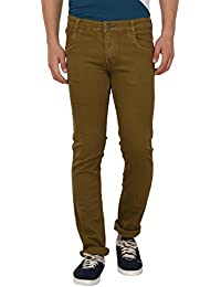 Par Excellence Men's Regular Fit Stretch Jeans