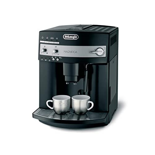 41if27 sXIL. SS500  - DeLonghi bean-to-cup machine Magnifica ESAM 3000 B black