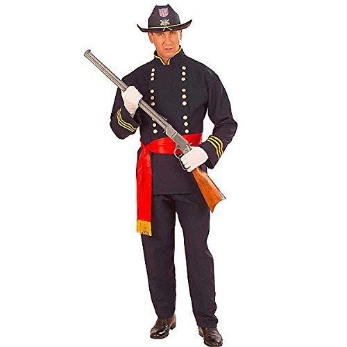 Kostüm-Set Nordstaaten-General, Größe XL