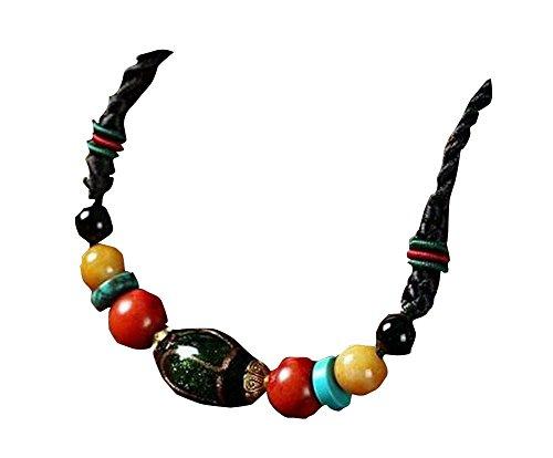 schone-ethnische-farbige-glasur-frauen-claviclehalskette-kleidung-zubehor