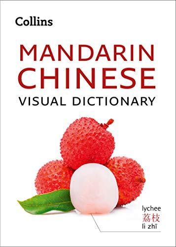 Collins Mandarin Chinese Visual Dictionary (Collins Visual Dictionaries) (English Edition)