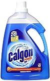 Calgon 2in1 Gel, Wasserenthärter gegen Kalk und Schmutz in der Waschmaschine, 2.25 l