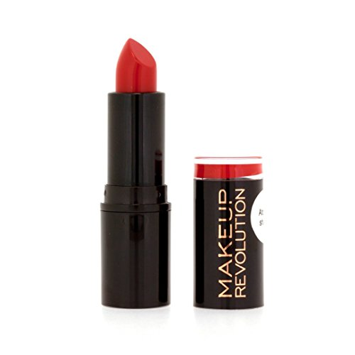 Makeup Revolution Amazing Lipstick Atomic Atomic Ruby, 4g