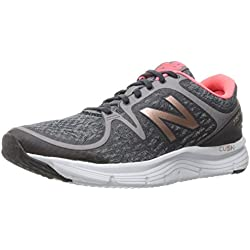 New Balance 775, Chaussures de Running Entrainement Femme, Multicolore (Grey/Pink 026), 40.5 EU