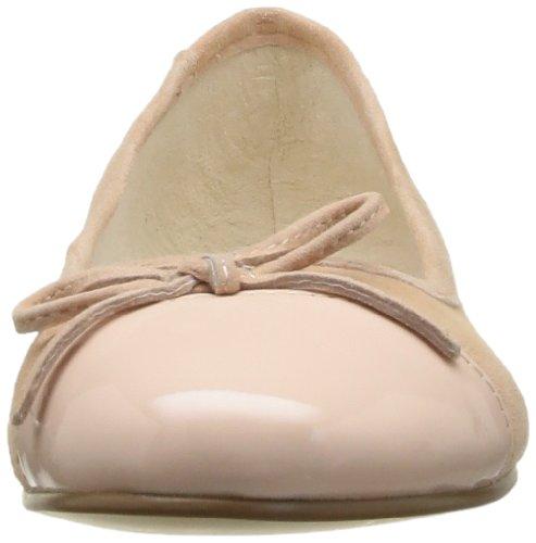 Buffalo - London, Ballerina da Donna Rosa (Pink (PINK 17))