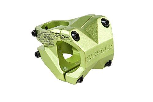 Sixpack-Racing Menace Vorbau, grün(Electric-Green),35mm