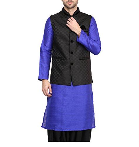 Yepme Men's Blended Nehru Jackets - Ypmnjkt0140-$p