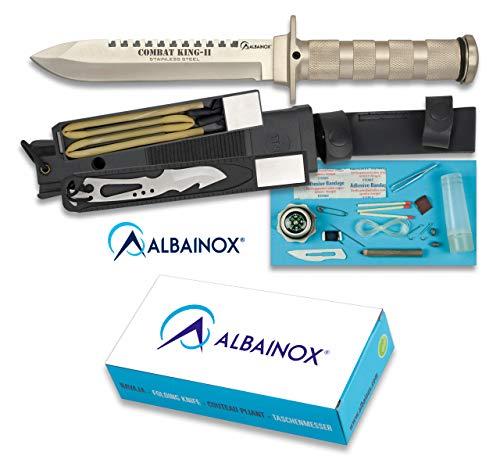 Albainox - 32033 - Cuch.Combat King II Superviv. ALBAINOX - Herramient