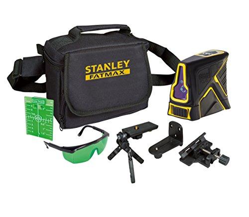 Stanley FMHT1-77348 Kreuzlinienlaser FatMax FCL-G 20m, Multi - Line Stanley