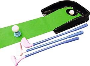 Longridge Golf Junior/Entraîneur de Putt mixte enfant mixte enfant 27 x 50.2 x 9.3 cm