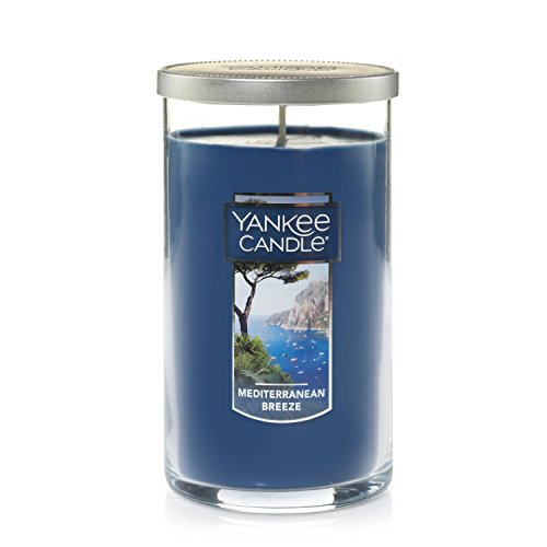 Yankee Candle Mediterranean Breeze Duftkerze im Glas, Candles -