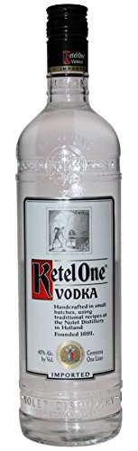 Ketel One Vodka, 1 Litro