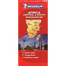 Michelin Africa Central & South, Madagascar