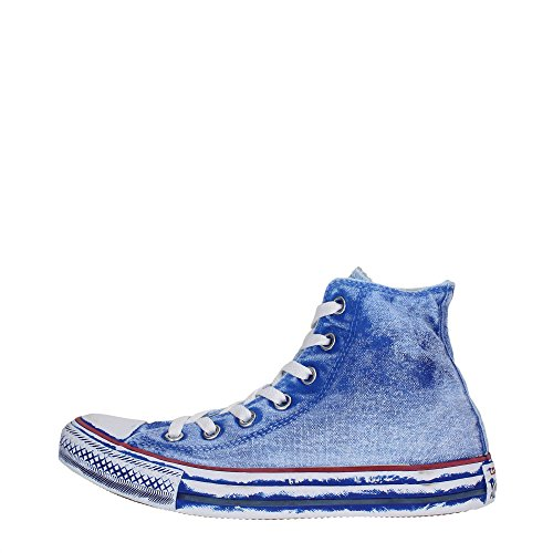 All Star Hi Canvas LTD Unisex NEON ROYAL