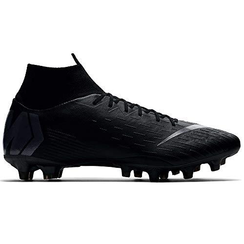 Nike Unisex-Erwachsene Superfly 6 AG-pro Fitnessschuhe, Schwarz Black 001, 42 EU