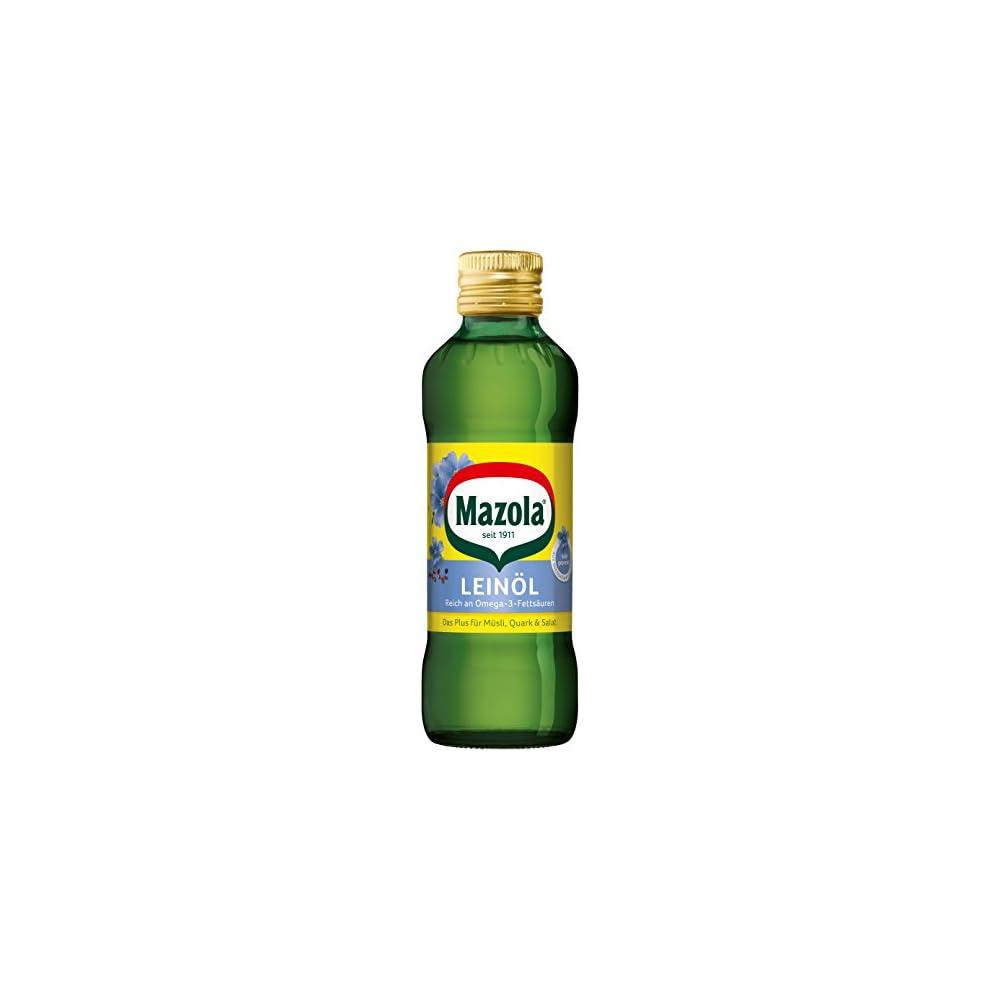 Mazola Leinl 1er Pack 1 X 250 Ml