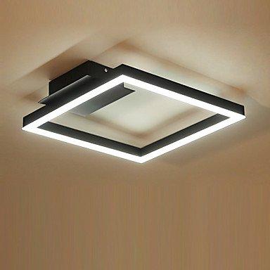GAG-Deckenleuchten@Flush mount 32w modern / zeitgenössisch für LED-Metall Wohnzimmer Schlafzimmer Esszimmer Arbeitszimmer / Büro Kinderzimmer , warm white -