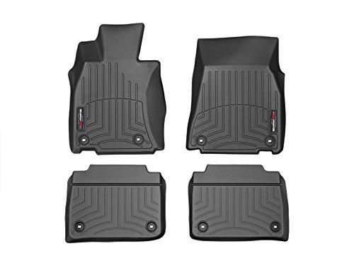 Preisvergleich Produktbild Weathertech 44514-1-2 Auto Fußmatten für LS 2013 - 2017