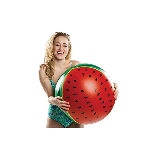 Big Mouth Inc Beach Ball Watermelon (Big Beach Ball)
