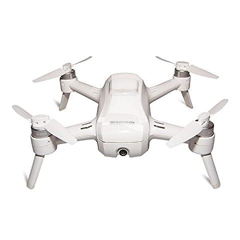 Yuneec Breeze - camera drones (White, Lithium Polymer (LiPo), 3840 x 2160 pixels, 1280 x 720,1920 x 1080,3840 x 2160 pixels, 480p, 720p, 1080p, Follow Me