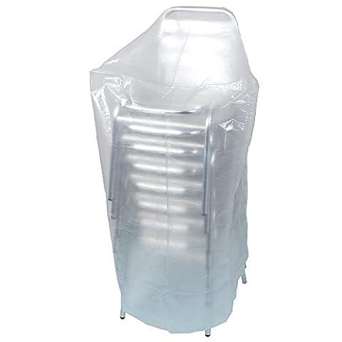 Housse de protection 70x70x110 pour chaise ou fauteuil de jardin