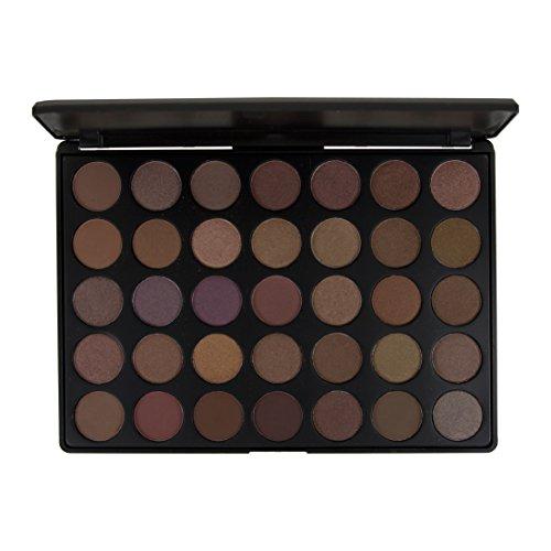 Blush Professional 35 Colour Taupe Eyeshadow Palette