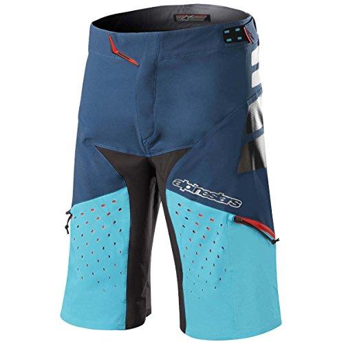 Alpinestars Drop Shorts Pro, Herren, Poseidon Blue Atoll -