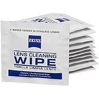 Nueva Lente Zeiss prehumedecidas limpieza toallitas limpia gafas, cámaras, teléfonos móviles, ...