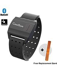 CooSpo Heart Rate Armband Sensor Bluetooth ANT+ Waterproof