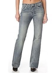 H.i.s jeans bleu gris us ophra w309 jeans hIS - 103–10–613 tailles différentes