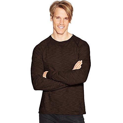 Hanes Herren T-Shirt Dark Truffle