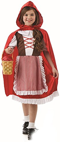 Fun Shack FNK4313XL Kostüm, Girls, Little Red Riding Hood, ()