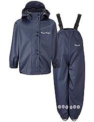 Kozi Kidz Essentials Fleece Lined - Prenda, color azul, talla UK: 80 cm