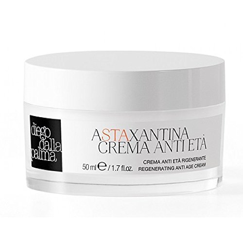 Diego Dalla Palma Skin Care Astaxanthin Antiage Regenerations Creme 50ml