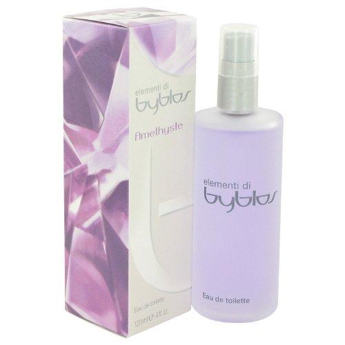 Byblos Amethyste Eau de Toilette 4Oz Spray - Byblos Perfume