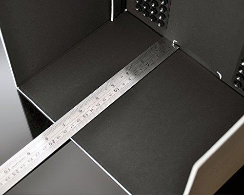 DSstyles DJI FPV Inspire 1 Inspire 2 Fernbedienung iPad Tablet-Monitor Phantom 4/ Phantom 3 Halterung 9.7 '' Sonnenschutz-Haube Blende Abdekung - Weiß - 7