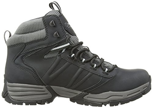 Berghaus EXPEDITOR AQ RIDG TECH BOOT AM BLK/SLV, Bottines de randonnée homme Noir (Black/Silver Bb6)