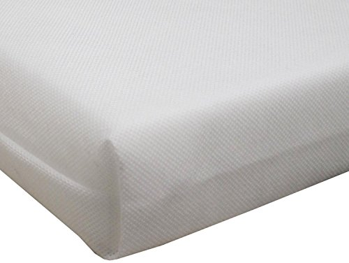 Mother Nurture Foam Cot Bed Mattress (140 cm x 70 cm)