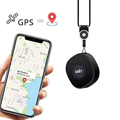 Lncoon Localizador GPS para Niños Antirrobo Rastreo GPS/Geo-Cerca/SOS Alarma/Hablador bidireccional, GPS Tracker...