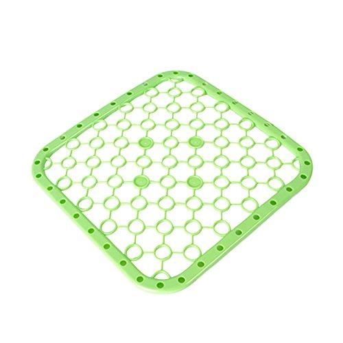pültisch Küche Spülbecken und Teiler Kofferraumwanne, Schutz Teppich Insulation-(grün) ()