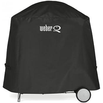 Brilliant Weber 6550 Abdeckhaube Fur Q100 140 Amazon De Garten Short Links Chair Design For Home Short Linksinfo