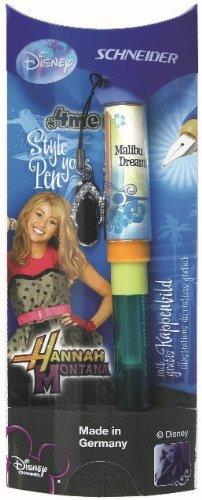 Schneider 163056 Füllhalter 4ME Hannah Montana 2 - M