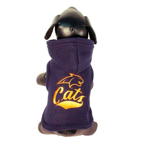 ncaa-montana-state-bobcats-polar-fleece-hooded-dog-jacket-large