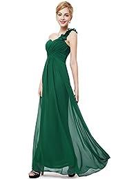 huge selection of 31c4a 531df Amazon.it: vestito verde - Stile impero / Vestiti / Donna ...
