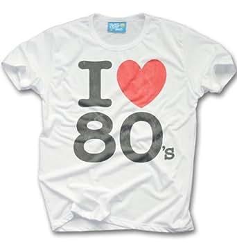 Mens I Love The 80s T-shirt