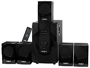 FRONtECH JIL-3354 5.1 Home Theater System (Black)